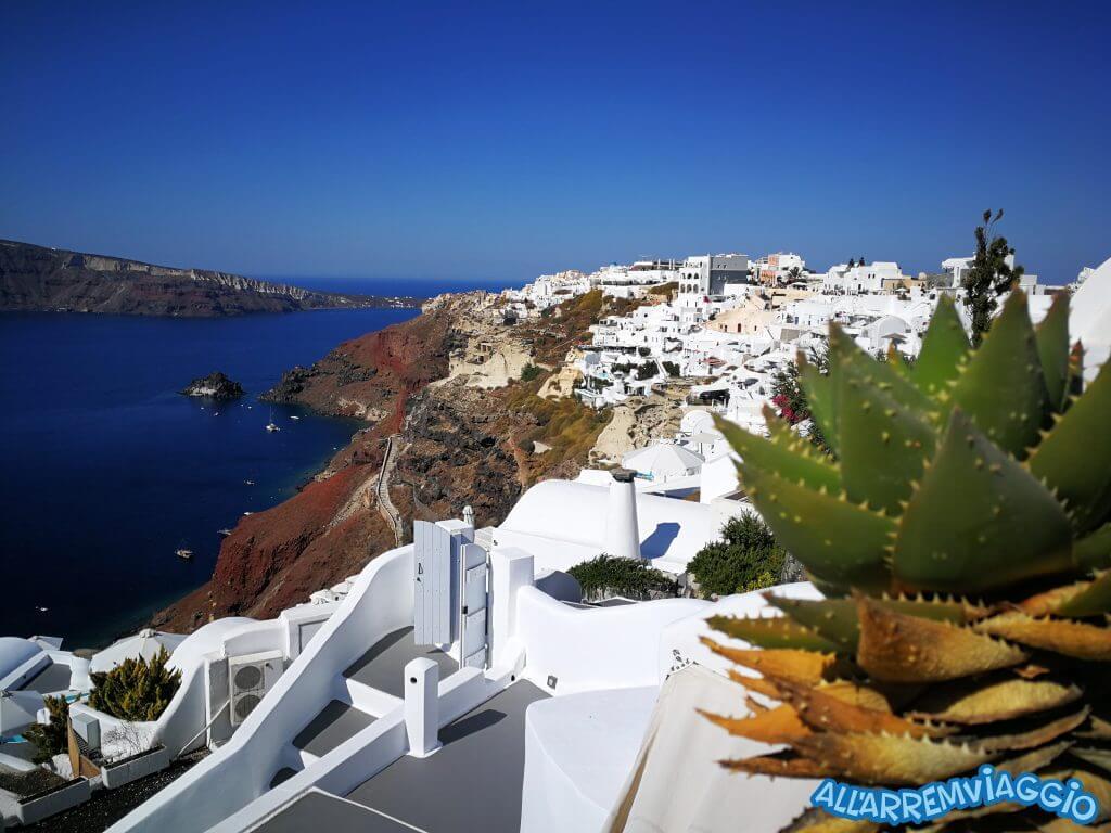 santorini, cyclades, greece, grecia, cicladi, quantosispende, lowcost