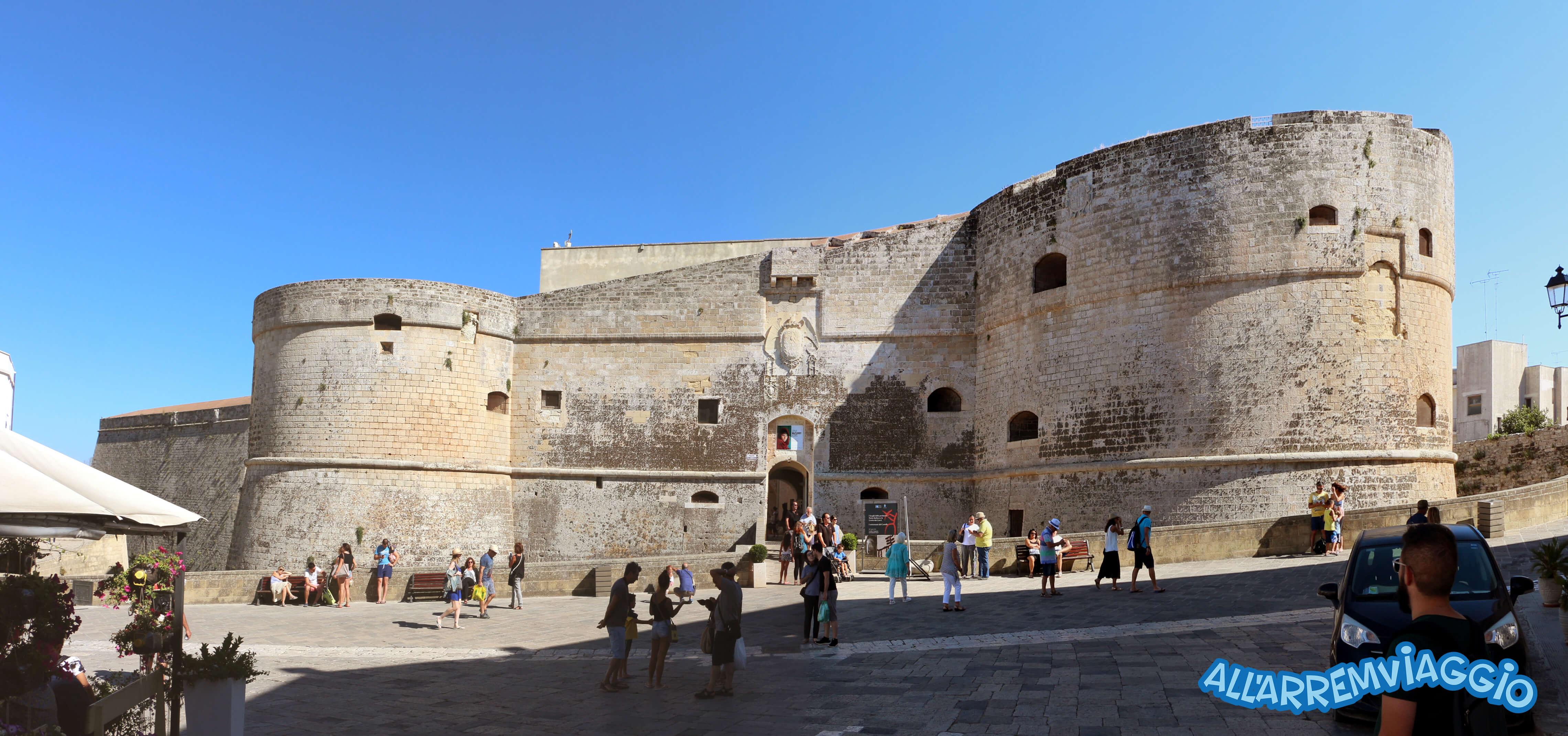 castello aragonese otranto