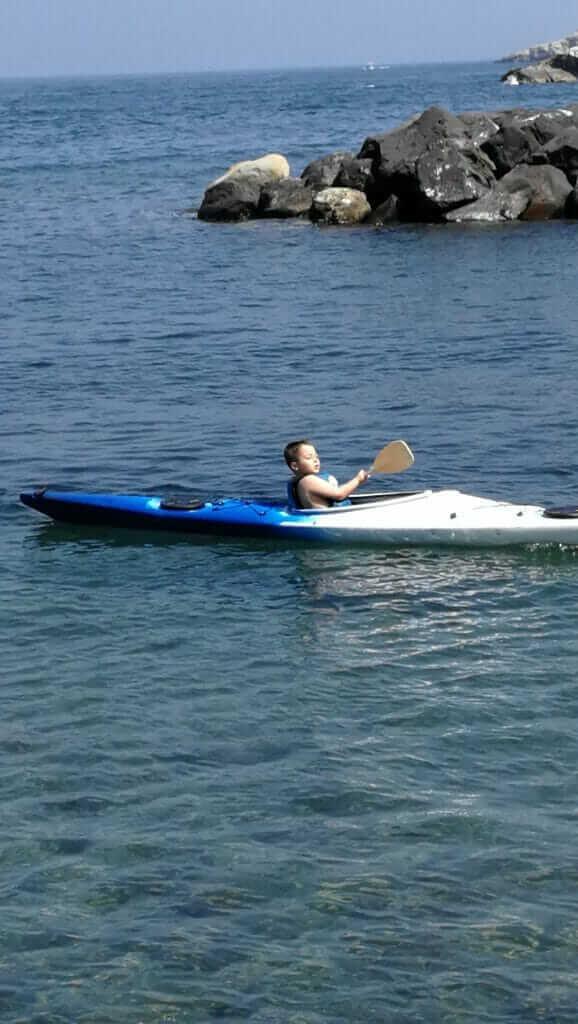 massa lubrense, sorrento, amalficoast, mare, kayak