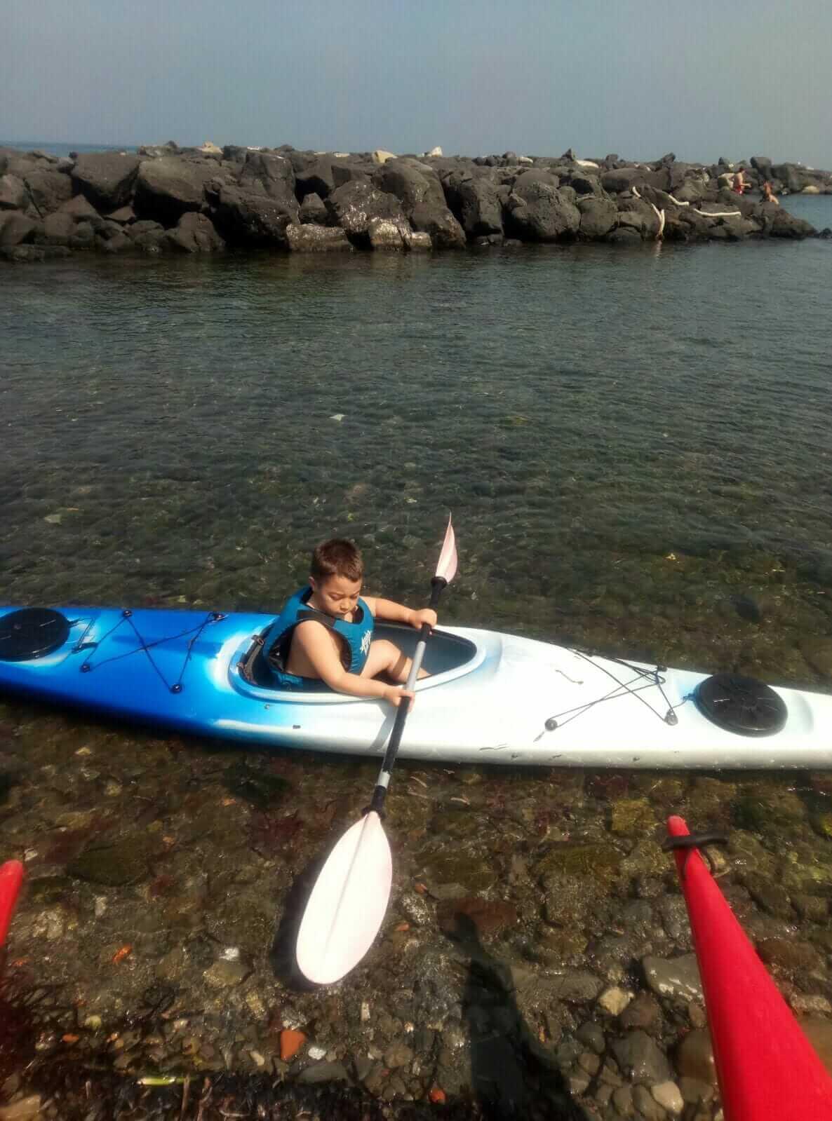 massa lubrense, sorrento, amalfi, mare, sea, kayak