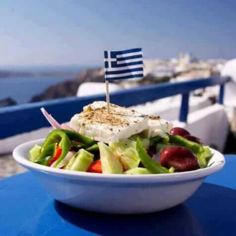allarremviaggio, pirati, viaggio, viaggiare, bambini, grecia, cucina, ricette, greche, feta, tsatsiki, squid, calamari, greek, food