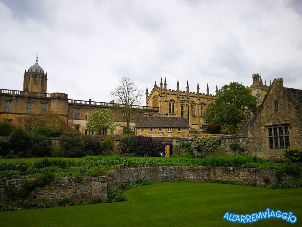 inghilterra, oxford, christchurch, harrypotter, college, university, southengland, itinerario, britain, granbretagna