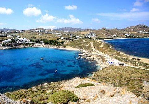 spiagge, imperdibili, mykonos, cicladi, grecia, mare, spiaggedasogno, agiaanna