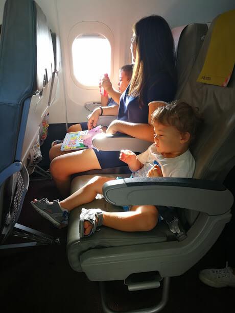 allarremviavvio, viaggiare, bambini, volare, cosa, sapere