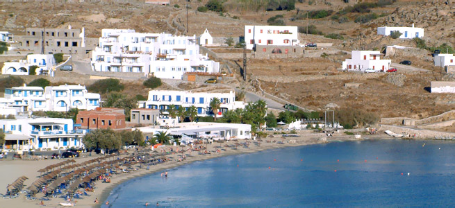 spiagge, imperdibili, mykonos, cicladi, grecia, mare, spiaggedasogno, ornos