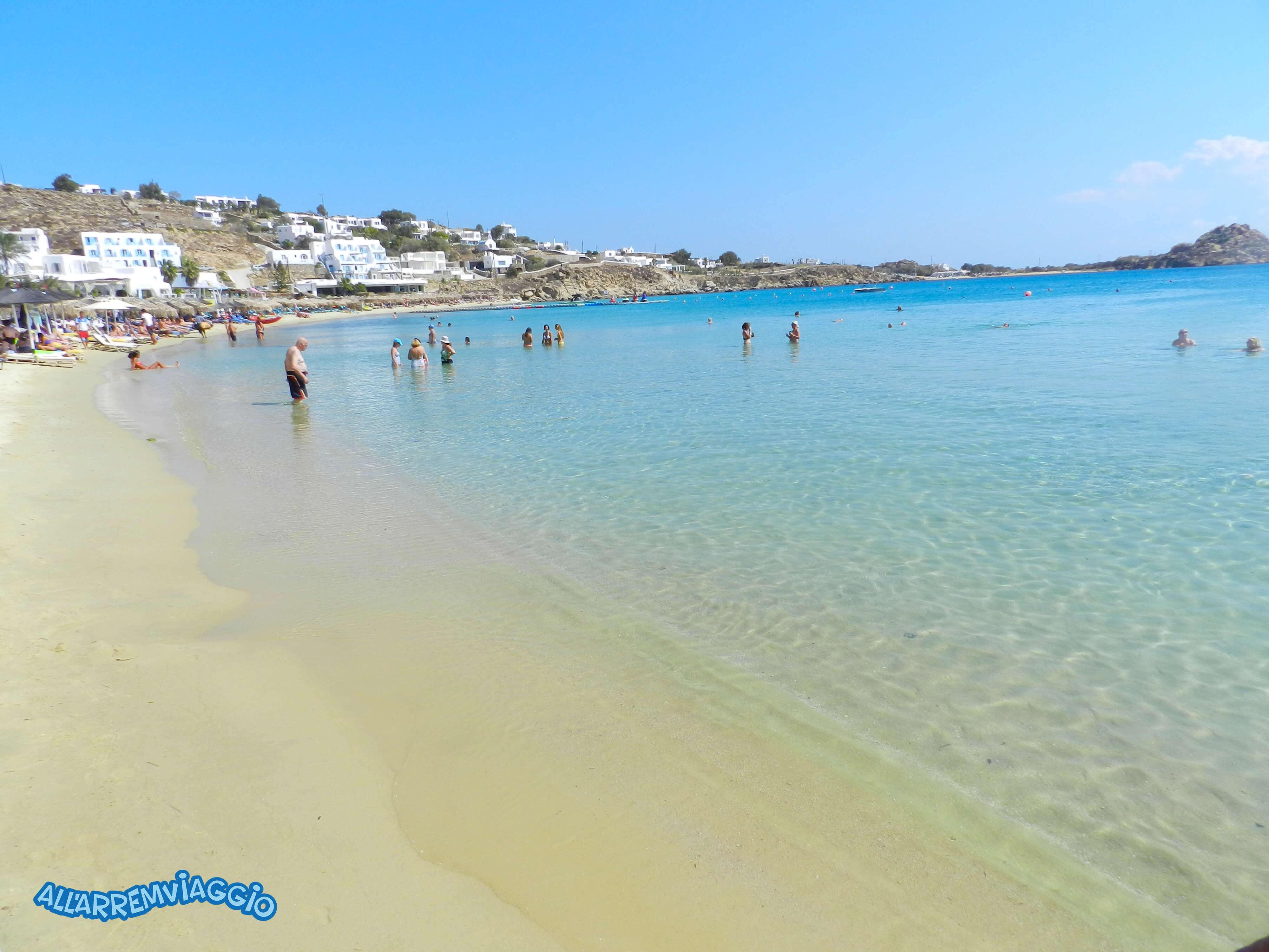 spiagge, imperdibili, mykonos, cicladi, grecia, mare, spiaggedasogno, platisgialos
