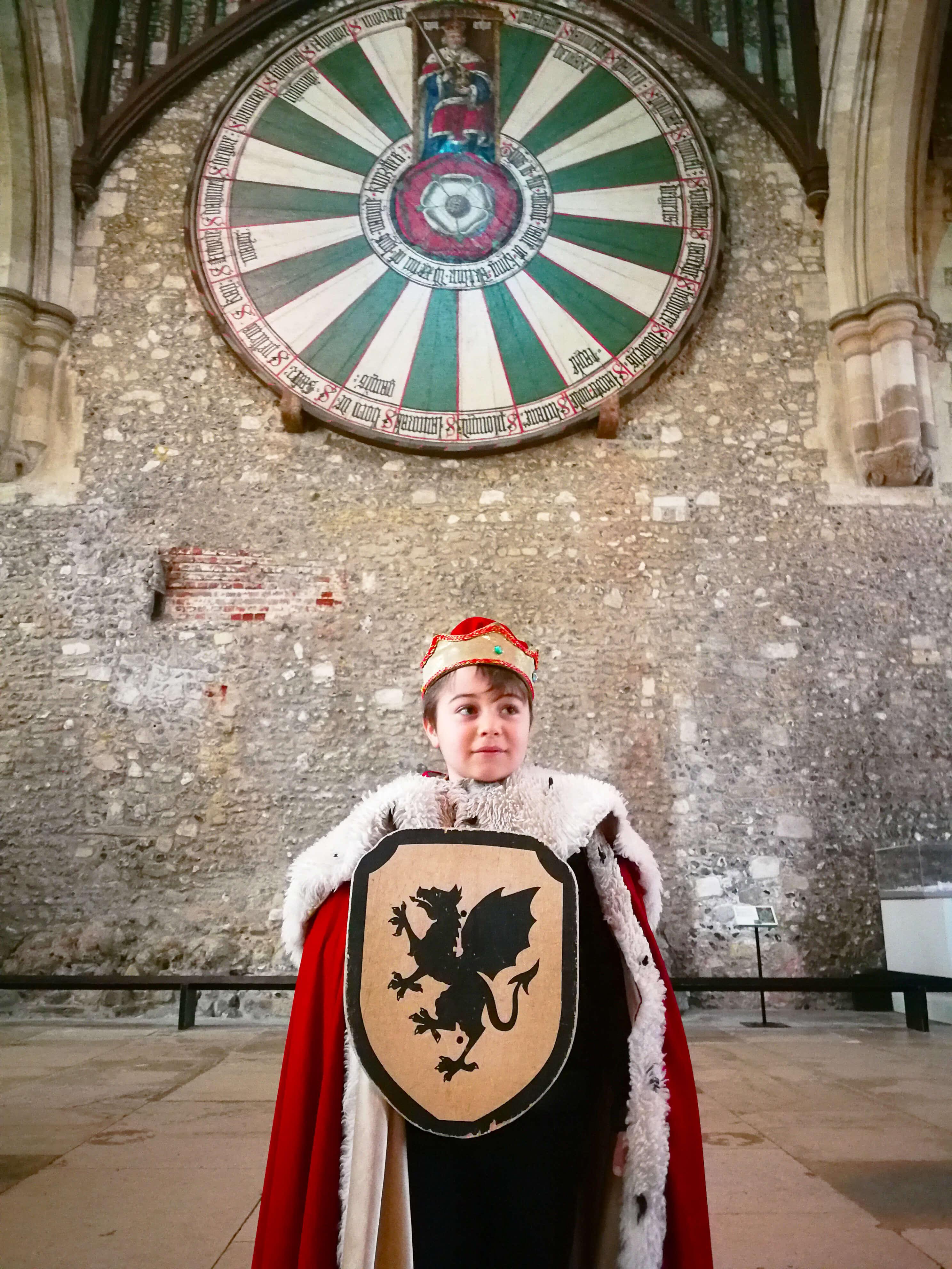 Winchester e la tavola rotonda di re art all 39 arremviaggio - La tavola rotonda di re artu ...