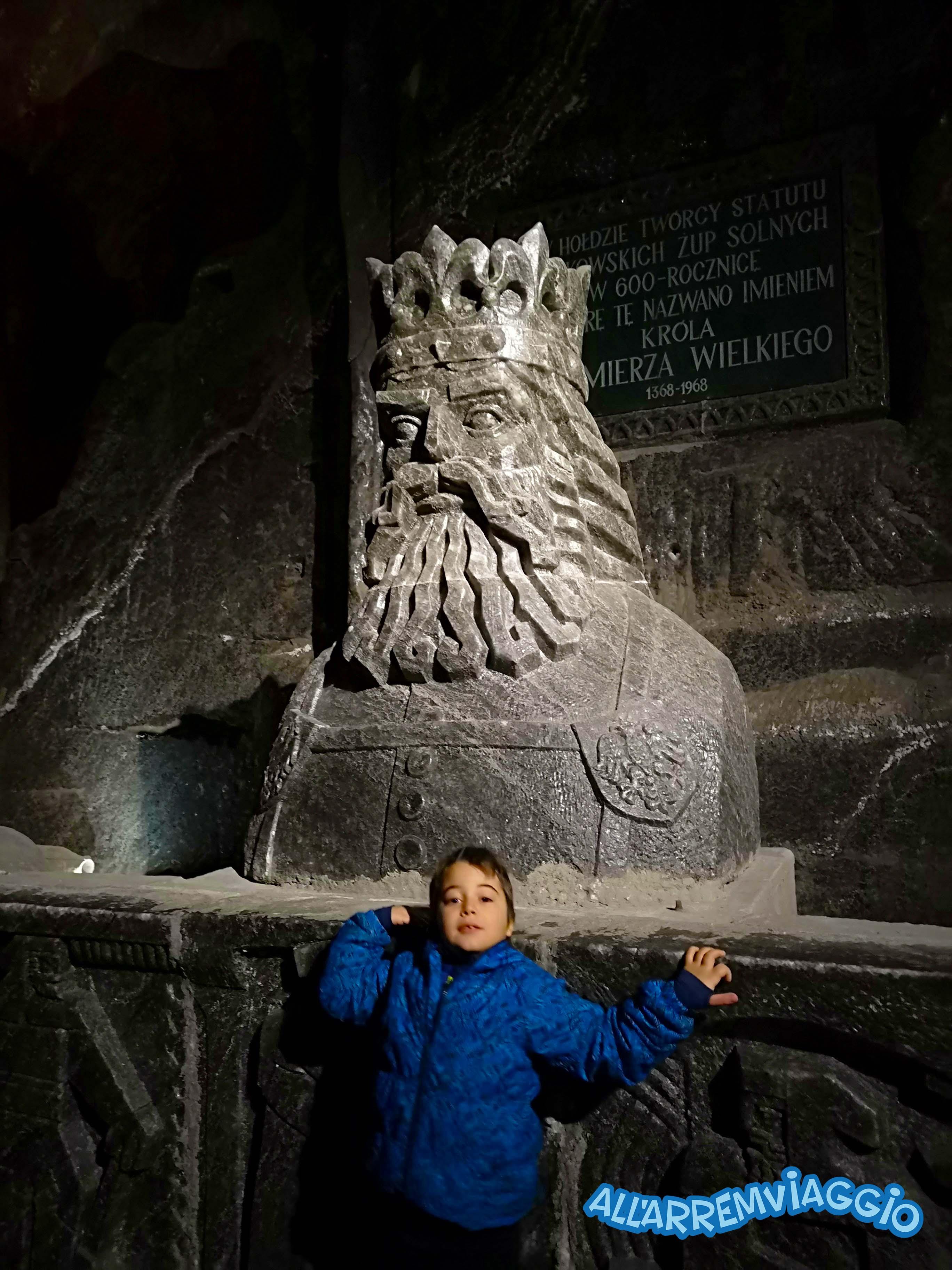 miniera_di_sale_wieliczka_con_bambini_guida