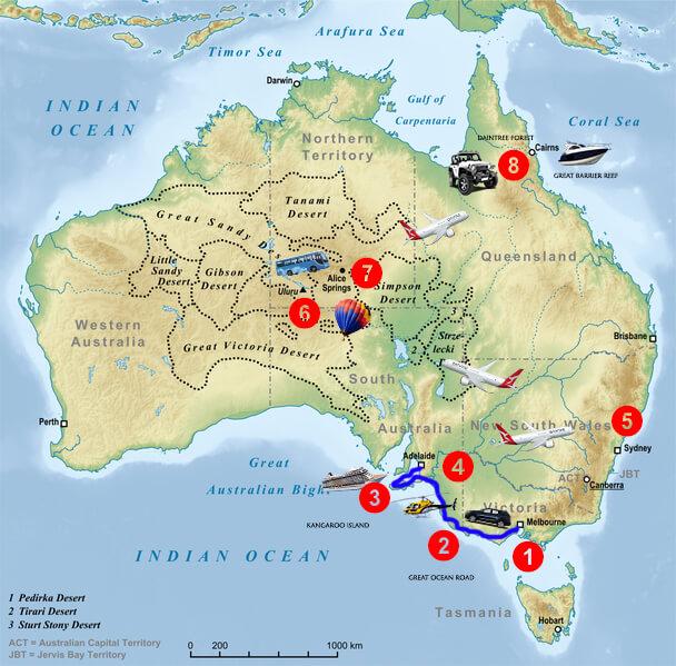 itinerario_del_viaggio_di_nozze_in_australia