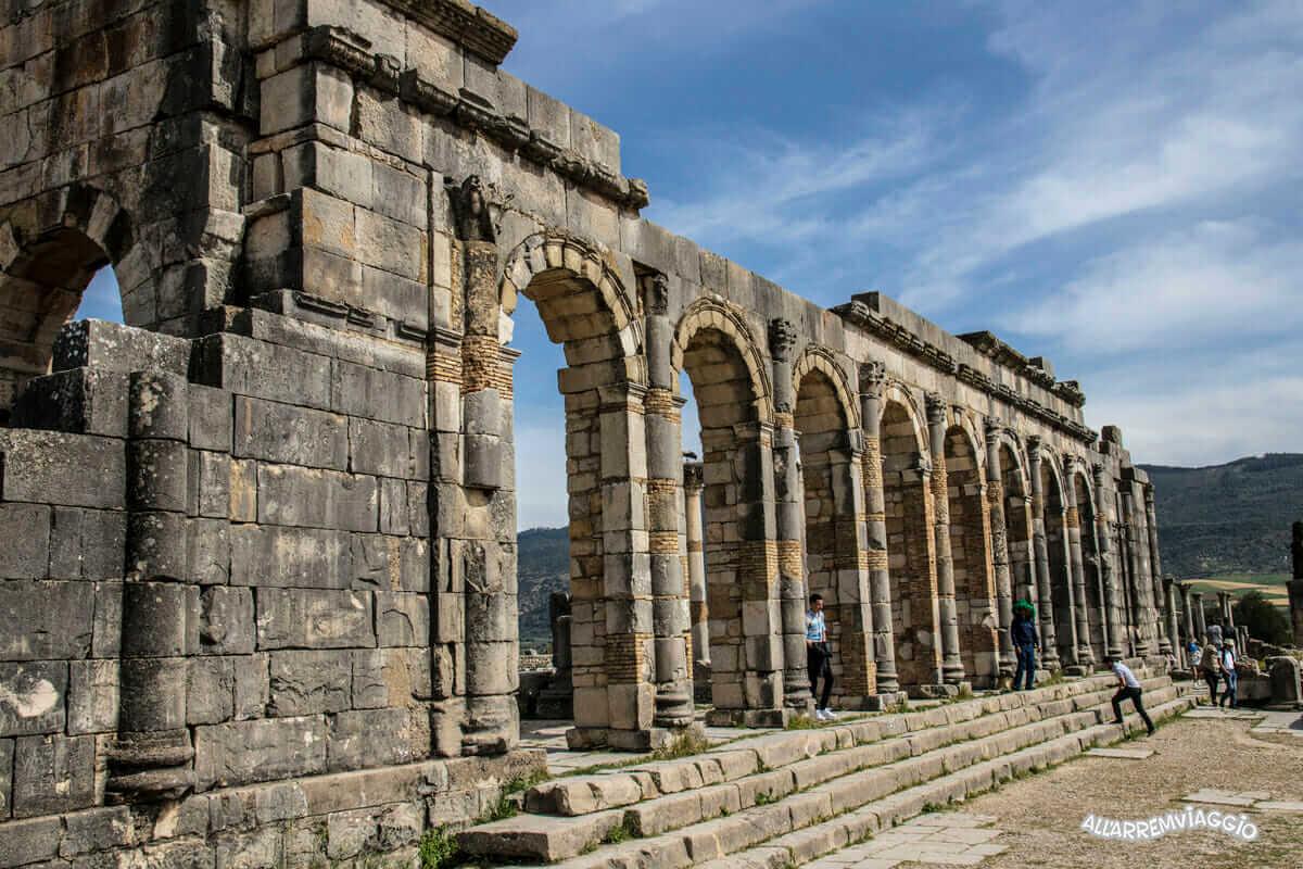 volubilis_sito_archeologico_marocco