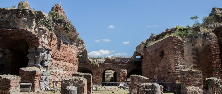 anfiteatro flavio pozzuoli campi flegrei