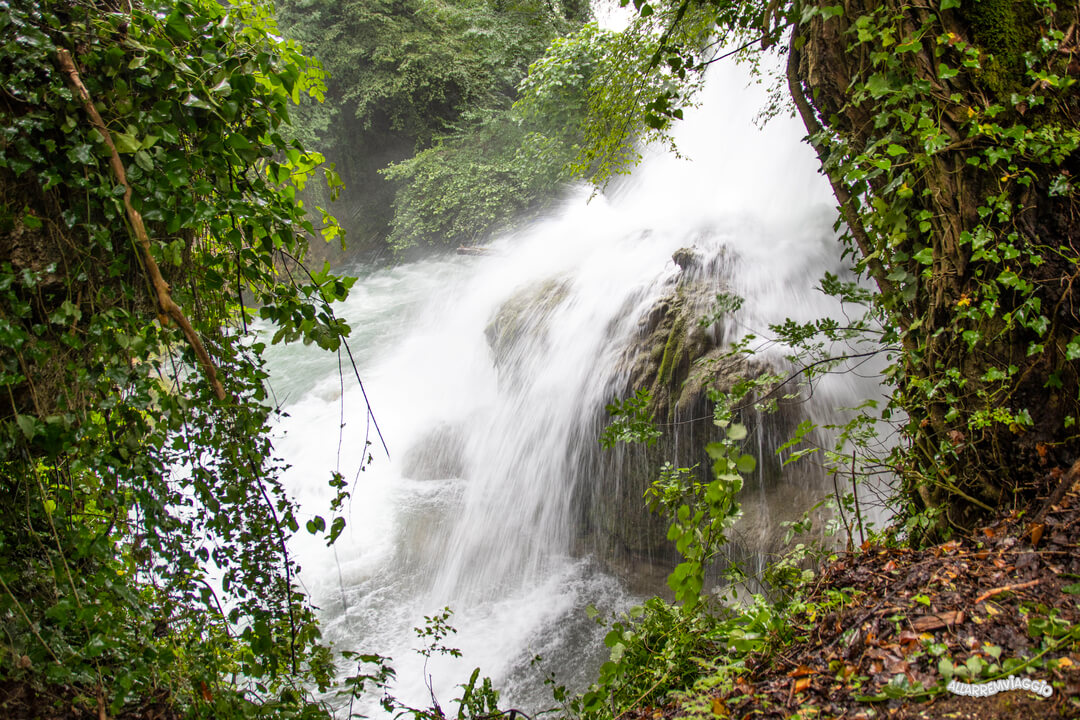 fiume nera cascata delle marmore