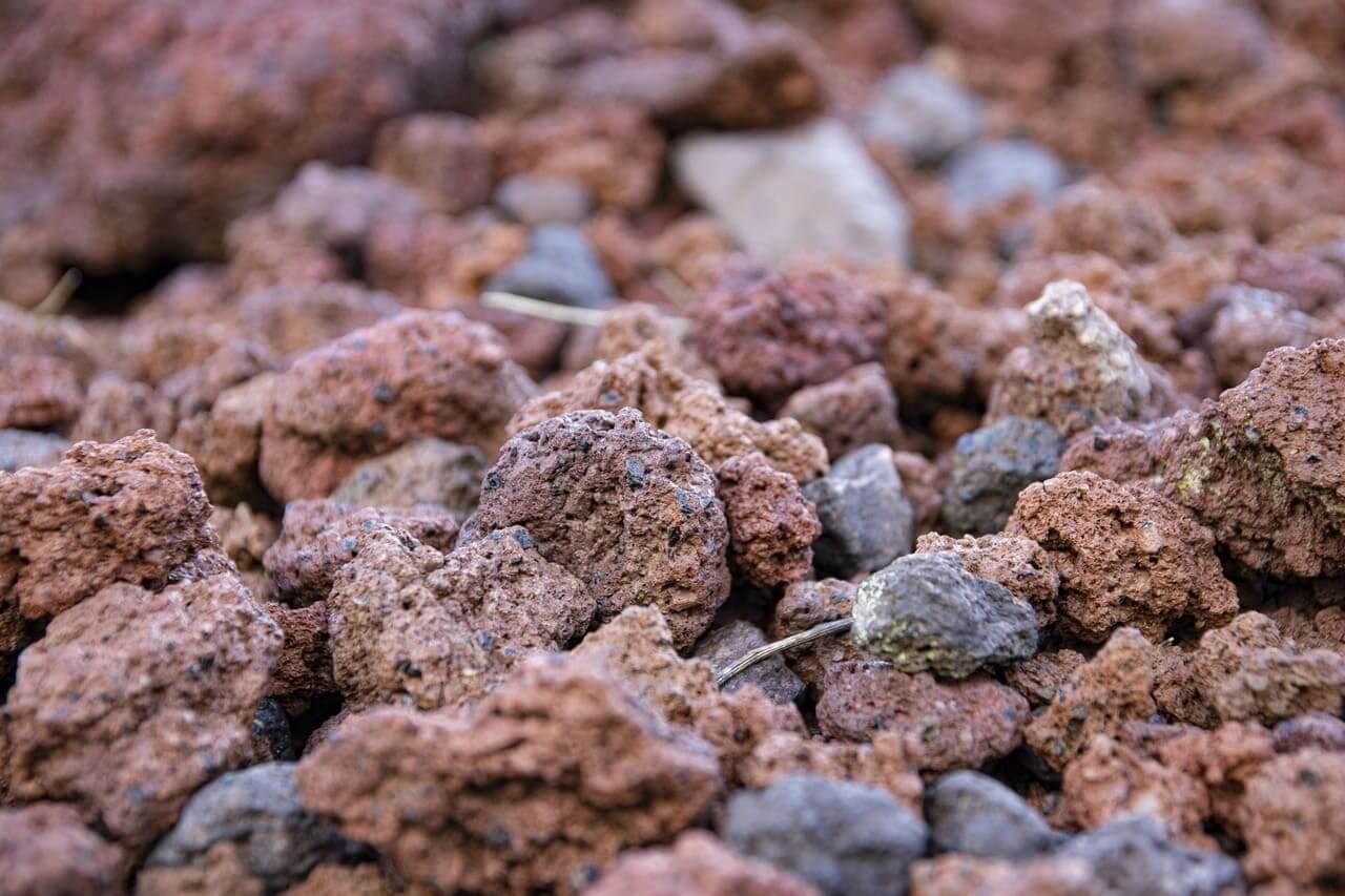 roccia lavica vesuvio