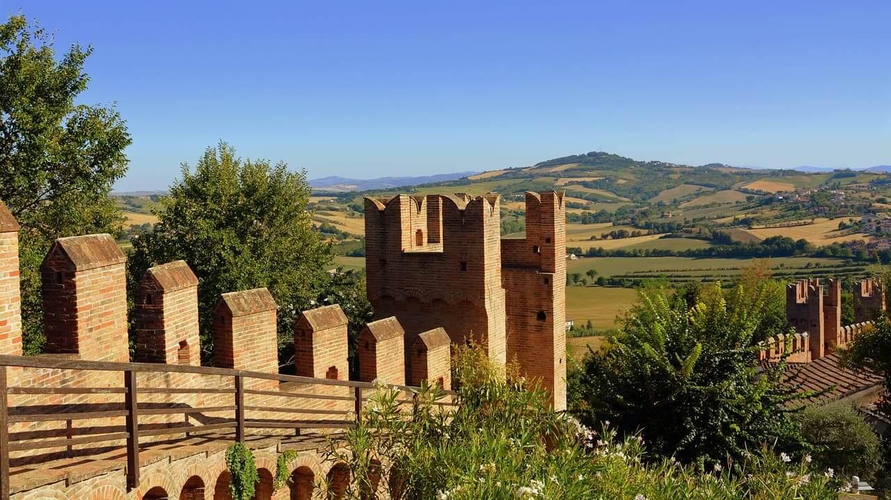 castello gradara marche