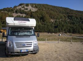 itinerario camper calabria monte pollino