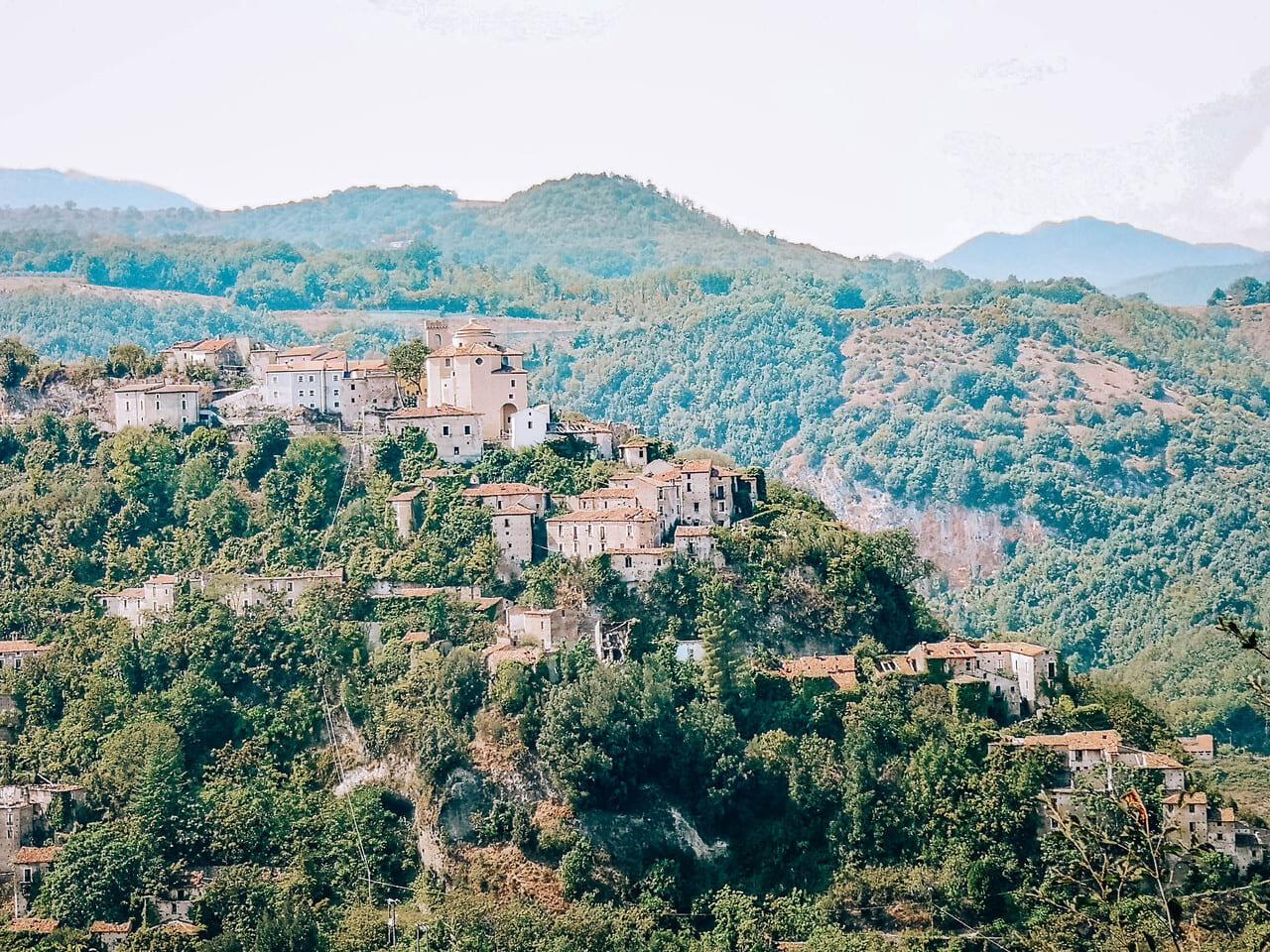 laino castello vecchio