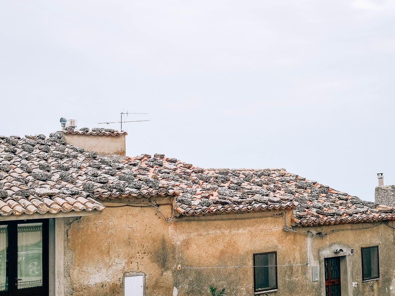 tetti borghi della calabria