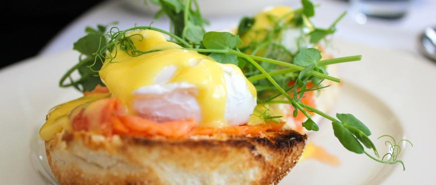 ricetta delle uova alla benedict