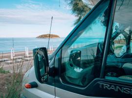 itinerario calabria occidentale camper