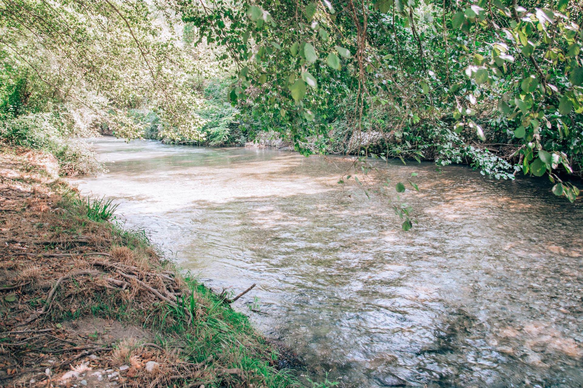 rafting fiume lao parco nazionale del pollino