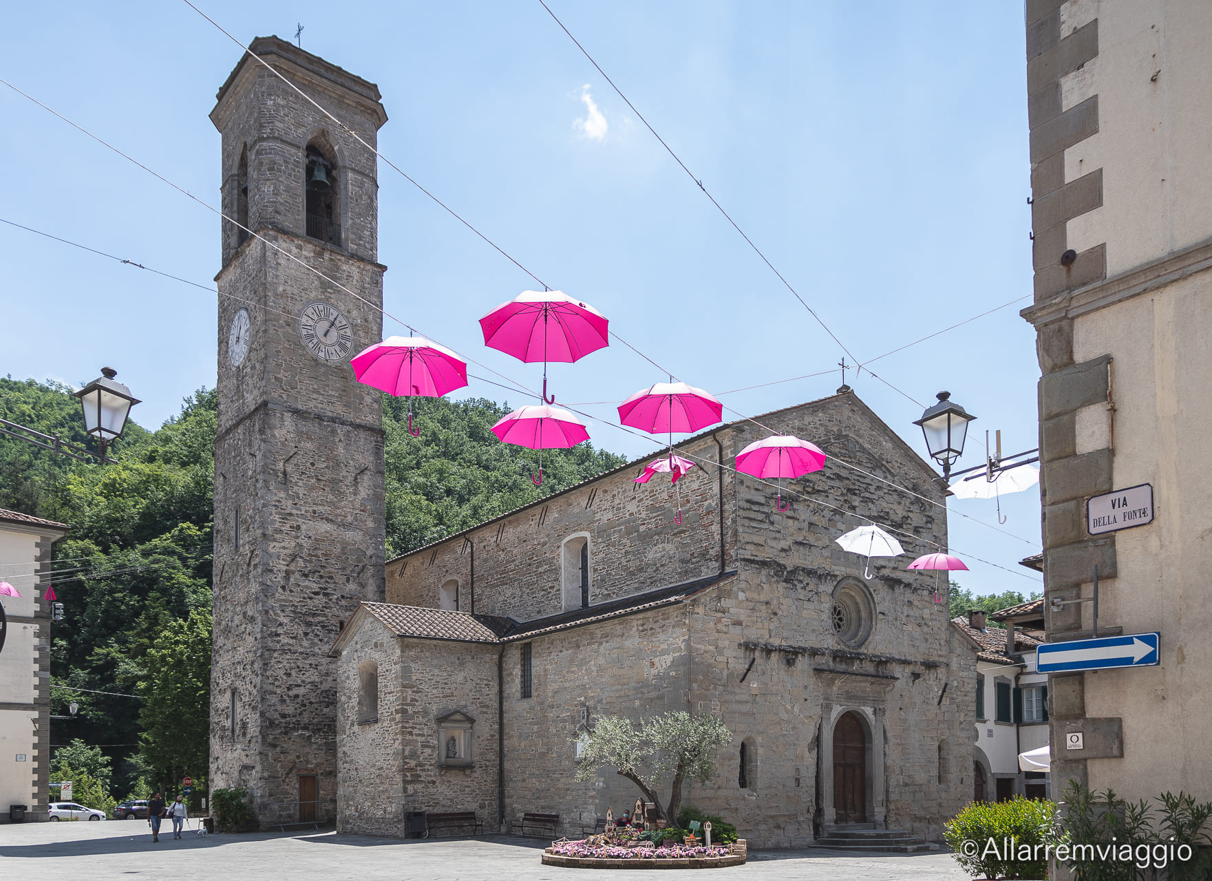 centro storico bagno di romagna