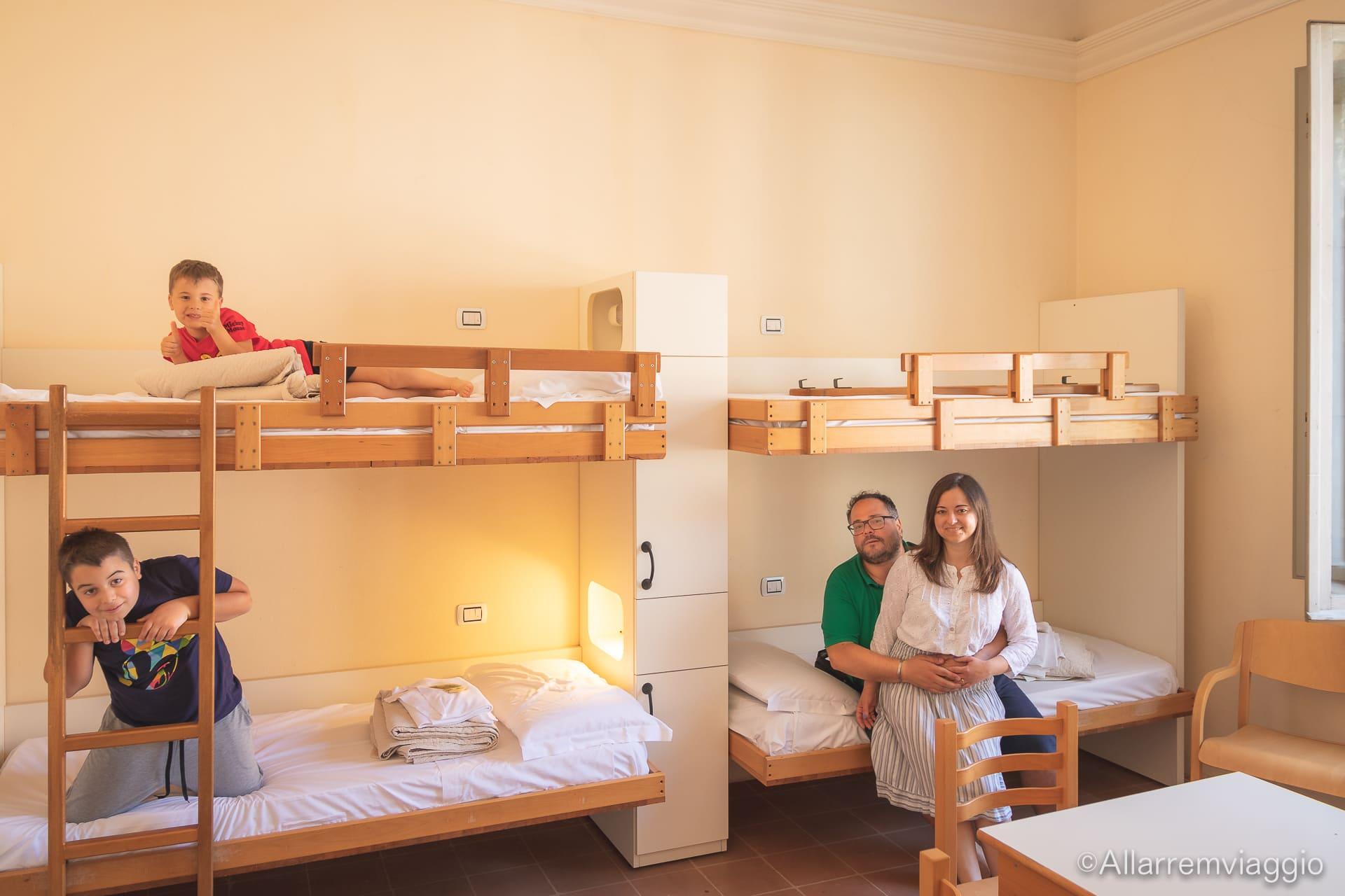 camere familiari antico convento san francesco