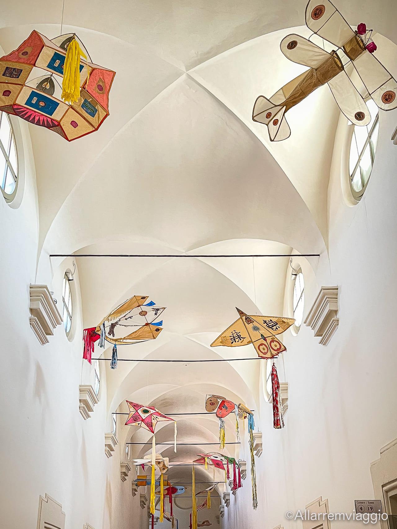 aquiloni antico convento san francesco bagnacavallo