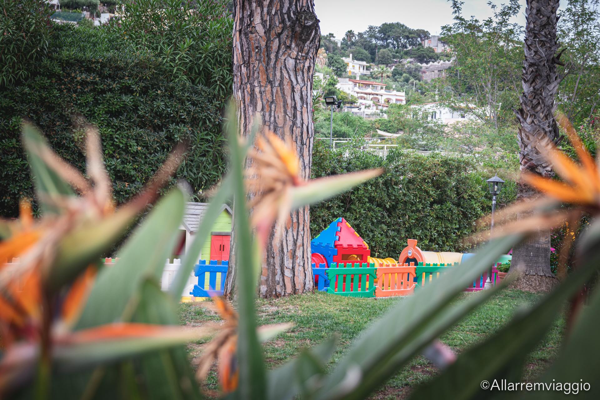 parco giochi bambini family spa hotel le canne