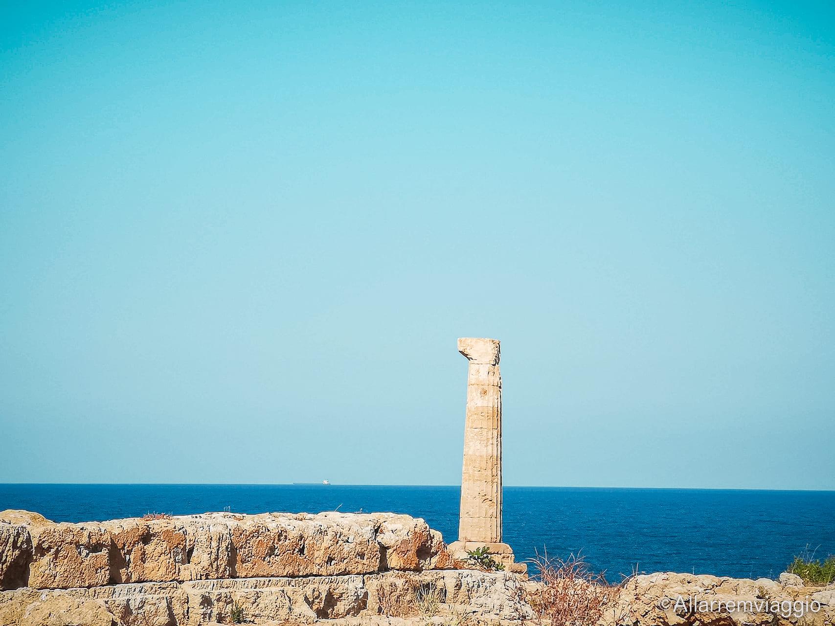 capo colonna calabria orientale