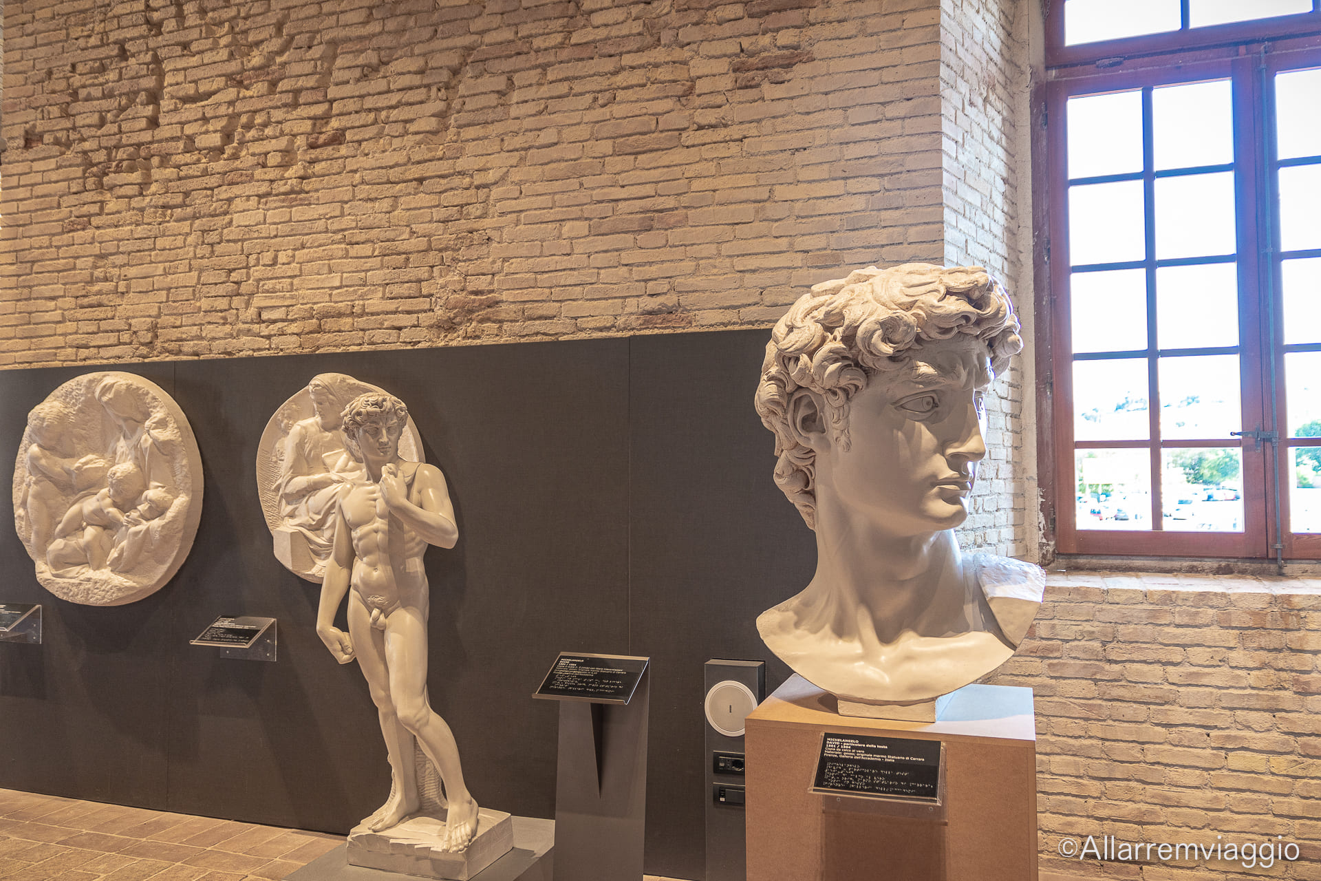 david michelangelo museo tattile ancona