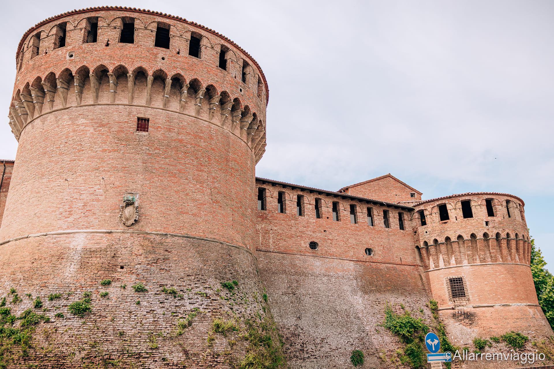 castello di dozza