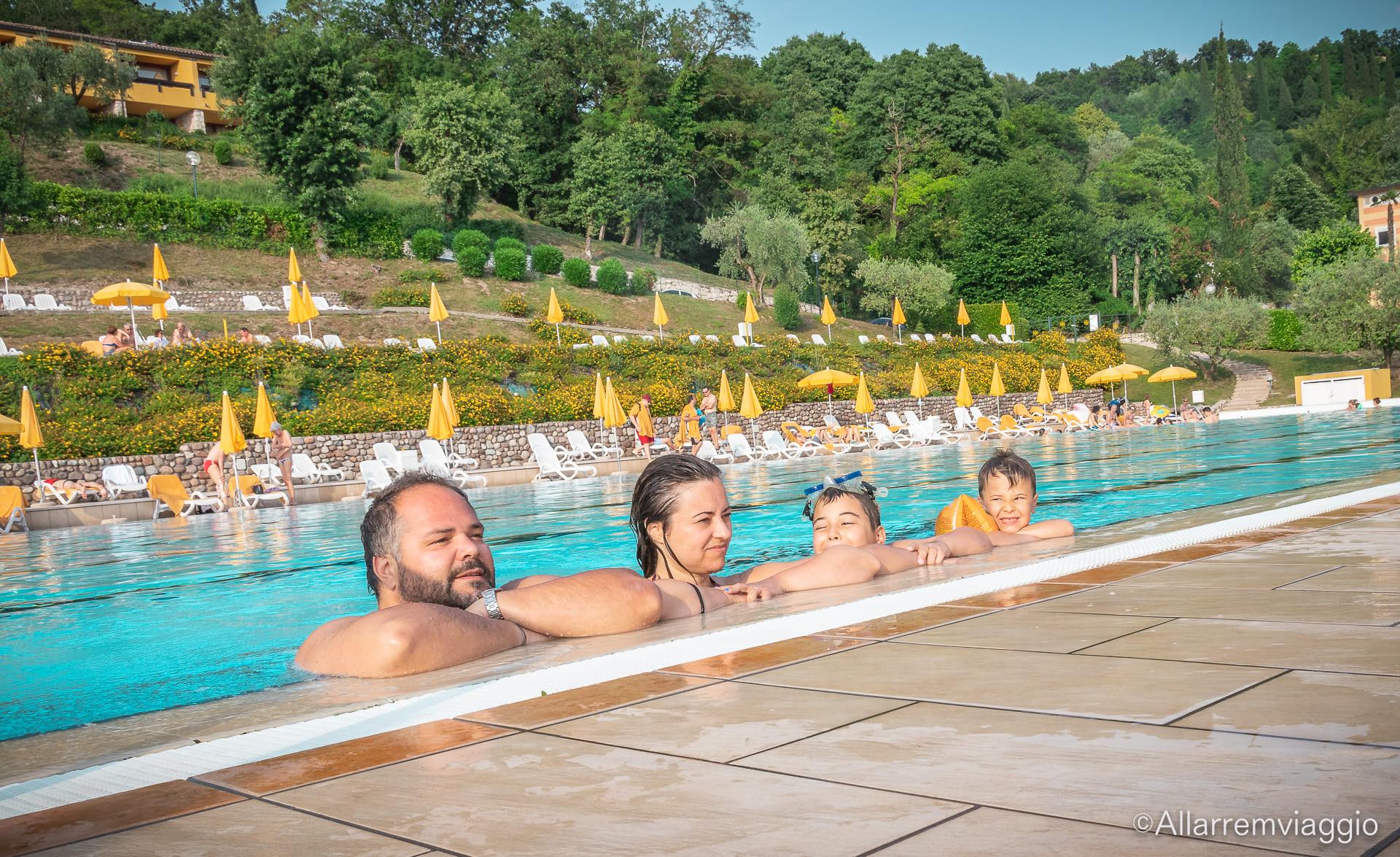 piscina Poiano resort