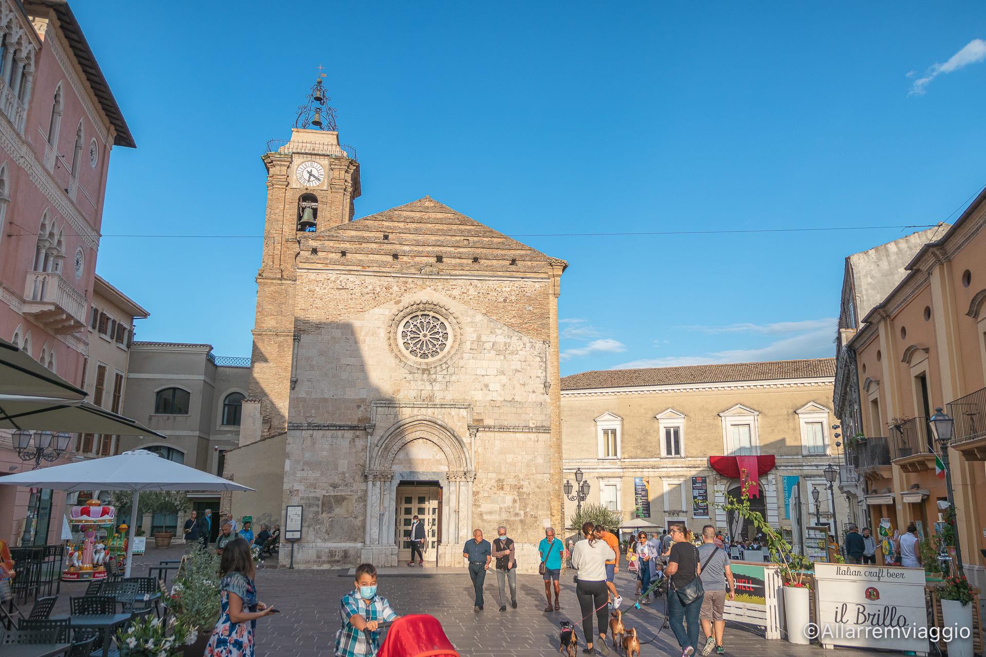 Vasto costa dei trabocchi Abruzzo