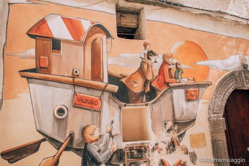 valogno murales campania