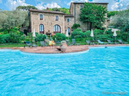 piscina il cantico della natura ecoresort