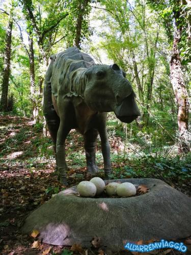 allarremviaggio napoli crateredegliastroni oasiwwf dinosauri viaggiare bambini(10)