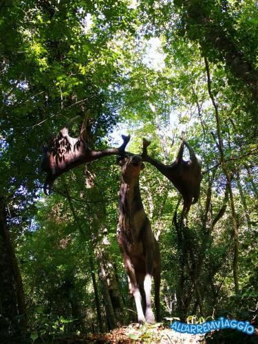 allarremviaggio napoli crateredegliastroni oasiwwf dinosauri viaggiare bambini(3)