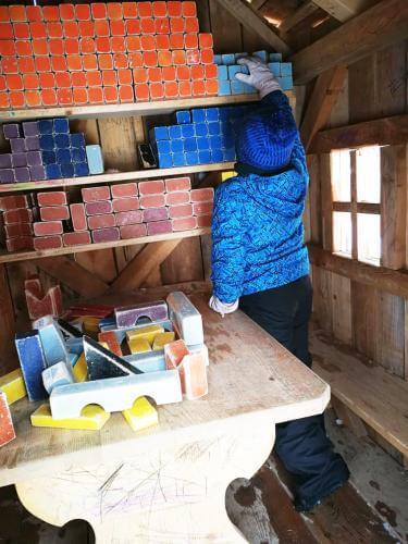 giochi villaggio gnomi monte baranci