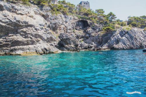 mare turchese isole dei galli