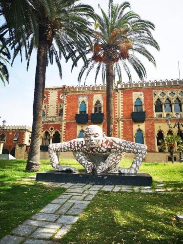 scultura giardini reggio calabria rabarama
