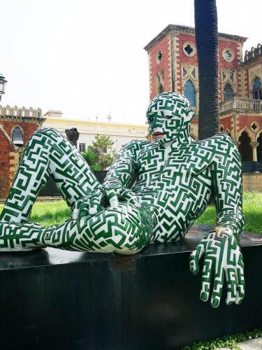 scultura rabarama reggio calabria