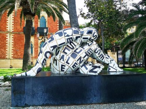 scultura reggio calabria