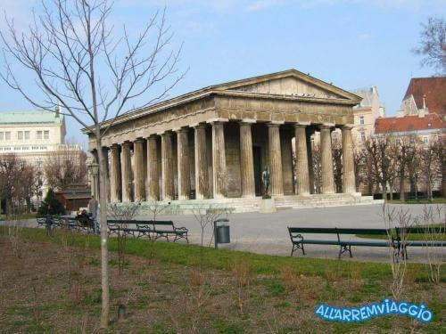 tempio di Teseo, Vienna
