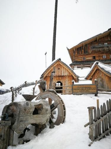 villaggio gnomi monte baranci